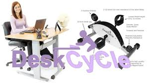 Desk Pedal Deskcycle Review The Inside Trainer