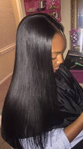 best 25 middle part weave ideas only on pinterest middle part