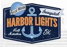 Inaugural Harbor Lights Half Marathon Recap Run Jenny Run