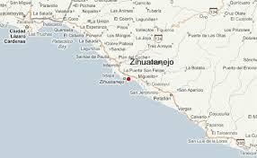 zihuatanejo map zihuatanejo location guide