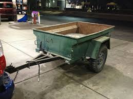 m416 trailer utility trailer for camping subaru outback subaru outback forums