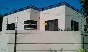 residential electric fence