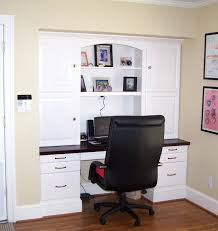 built in kitchen designs desk 13 ergonomic wall to wall built in desk and bookcase home