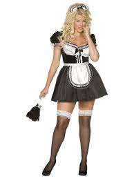 French Maid Halloween Costume Fever Envy French Maid Size Costume Http