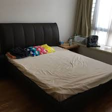 Seahorse Bed Frame Seahorse Size Bed Condition 9 10 City Clarke Quay