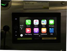 sony xav ax100 review best value for carplay and android auto
