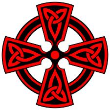 file celtic cross vodicka decorative triquetras svg wikimedia