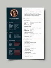 Indesign Template Resume Free Resume Templates 85 Inspiring For Word Curriculum Vitae