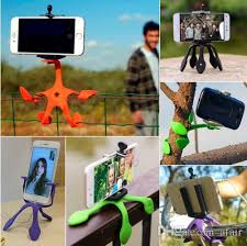 acrylic octopus ring holder images 2018 universal portable flexible gekkopod gecko holder tripod jpg