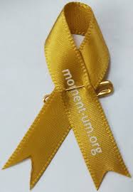 gold ribbons momentum go gold