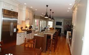 galley kitchen layout ideas kitchen galley kitchen track lighting drinkware microwaves