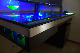 Custom Desk Computer Captivating Custom Computer Desk Custom Built Computer