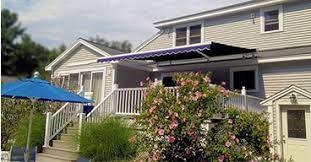 Retractable Awnings Boston Awning Company Ocean View Awnings