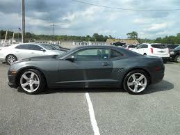grey camaro grey chevrolet camaro in south carolina for sale used cars on