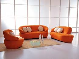 orange sofa design modern orange leather couch orange sofa design