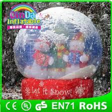 inflatables snowglobe lizardmedia co