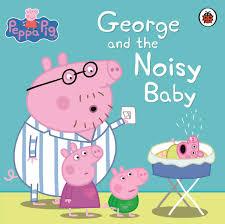peppa pig george noisy baby amazon uk ladybird