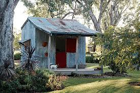 Potting Shed Plans Weekly Faves 5 Inspiring Outdoor Spaces Lawn Gardens And Backyard