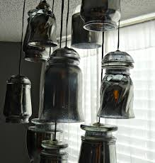 Diy Glass Chandelier Red Handed Or What I Stole From Pottery Barn Part 2 Kristen