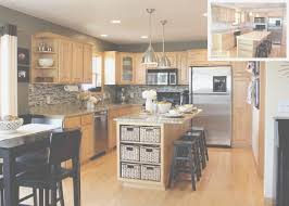 kitchen color ideas with honey oak cabinets inspirational peculiar kitchen paint colors honey oak