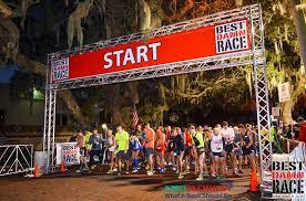 harbor lights half marathon race review 2016 best damn race safety harbor half marathon 2 6