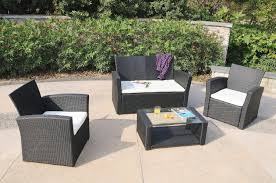Closeout Patio Furniture Sets by Wicker Furniture Set Clearance Home Design
