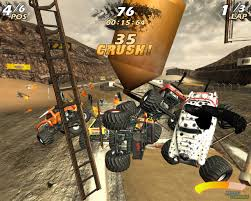 monster truck show video monster jam review www impulsegamer com