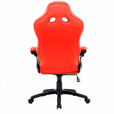 Bucket Seat Desk Chair Goplus High Back Race Car Style Bucket Seat Office Desk Chair