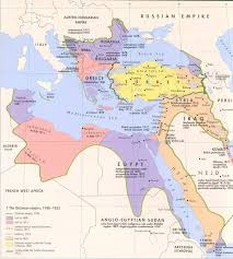 Ottoman Imperialism Why Did The Ottoman Empire Take Part In Ww1 Quora