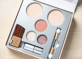 review jane iredale pure u0026 simple makeup kit swatches before
