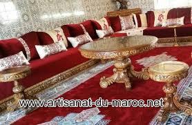 couvre canapé marocain salons du maroc et décoration orientale 2015