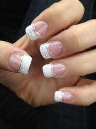 best 20 colorful french manicure ideas on pinterest colored