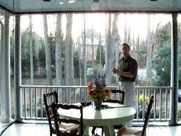 Outdoor Mesh Curtains Www Mosquitocurtains Com Example Youtube