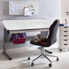 Schreibtisch Hochglanz Grau Finebuy Design Kinderschreibtisch Michi Holz 120 X 60 Cm Grau