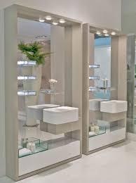 Wall Mounted Bathroom Shelving Units by Bathroom Luxury Wall Mounted Bathroom Glass Shelves Design Ideas