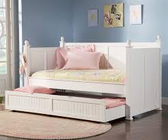 Nantucket Bedroom Furniture by Nantucket Day Bed With Trundle Bedroom Furniture Beds Coaster