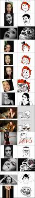 Meme Faces Original Pictures - my attempt at rage faces irl imgur
