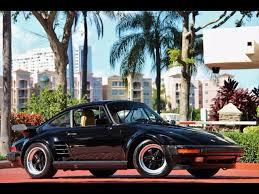 porsche 911 factory 1988 porsche 911 turbo 930 factory slantnose for sale in miami fl