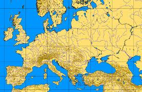 Map Of Europe 1914 Europe Map Rivers Besttabletfor Me