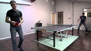 stiga eurotek table tennis table table tennis highlights youtube