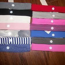lemonhead headbands 7 best lulu lemon headbands images on