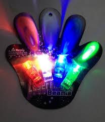 2017 led light toys led laser finger lights finger led finger