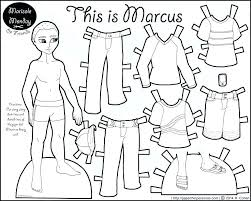 printable paper dolls paper dolls coloring pages black coloring books and paper doll