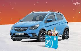 opel karl rocks private lease actie albert heijn xl actueel leaseplan