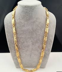 aliexpress buy men jewelry high quality 2014 new 2014 high quality 24k gold filled mens new pharaoh hiphop necklace