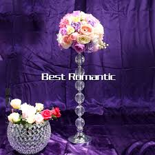 Wedding Candle Holders Centerpieces by Online Get Cheap Crystal Ball Centerpieces Aliexpress Com