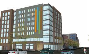 8 Unit Apartment Building Floor Plans Denver Cityscape