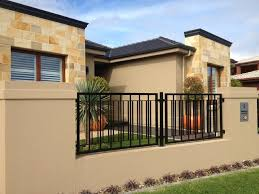 Modern Metal Fence Design Inspiration Decor  Decorating Ideas - Home fences designs