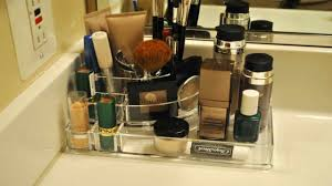 Bathroom Countertop Organizer by Makeup Storage Makeup Carousel 939x1024er Organizer Fearsome