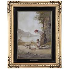 1890s paintings 90 for sale at 1stdibs